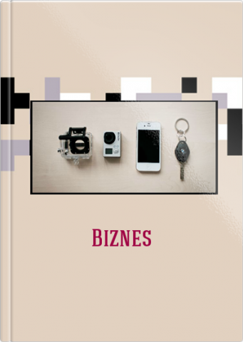 Fotoksiążka Biznes