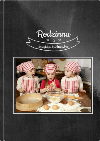 Fotoksiążka Cook Book