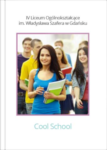 Fotoksiążka Cool School