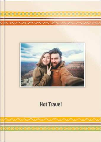 Fotoksiążka Hot Travel