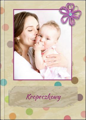 Fotoksiążka Kropeczkowy