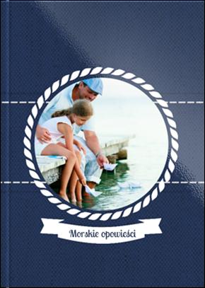 Fotoksiążka Morskie opowieści