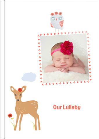 Fotoksiążka Our Lullaby