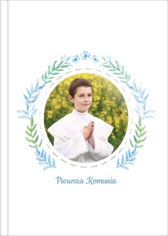 Fotoksiążka Pierwsza Komunia