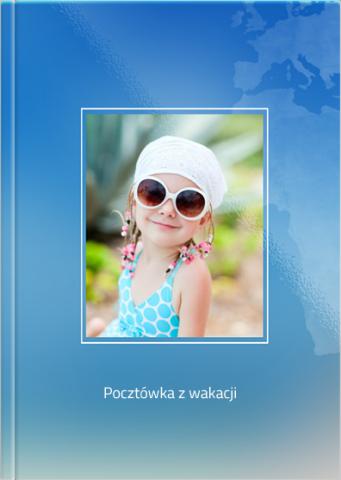 Fotoksiążka Pocztówka z wakacji