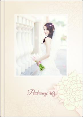 Fotoksiążka Pudrowy róż