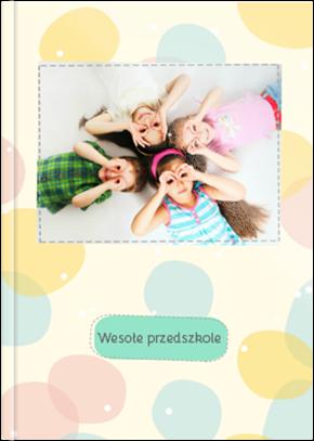 Fotoksiążka Wesołe przedszkole