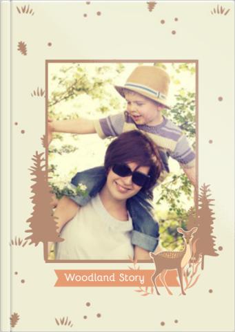 Fotoksiążka Woodland Story