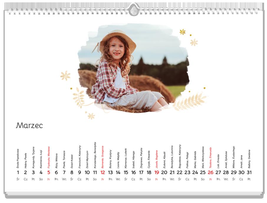 Fotokalendarz Miłosne historie
