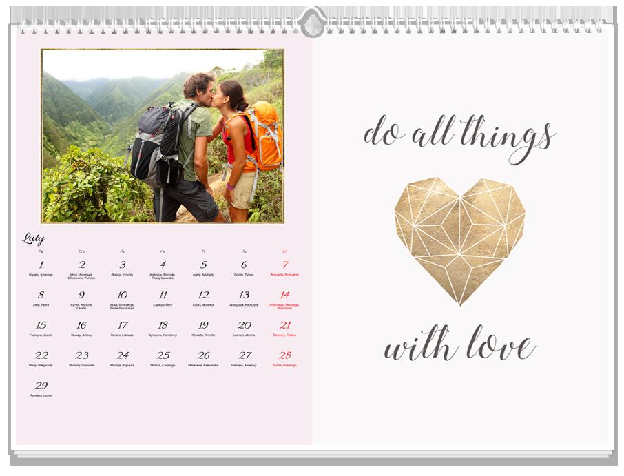 Fotokalendarz Motywacyjny