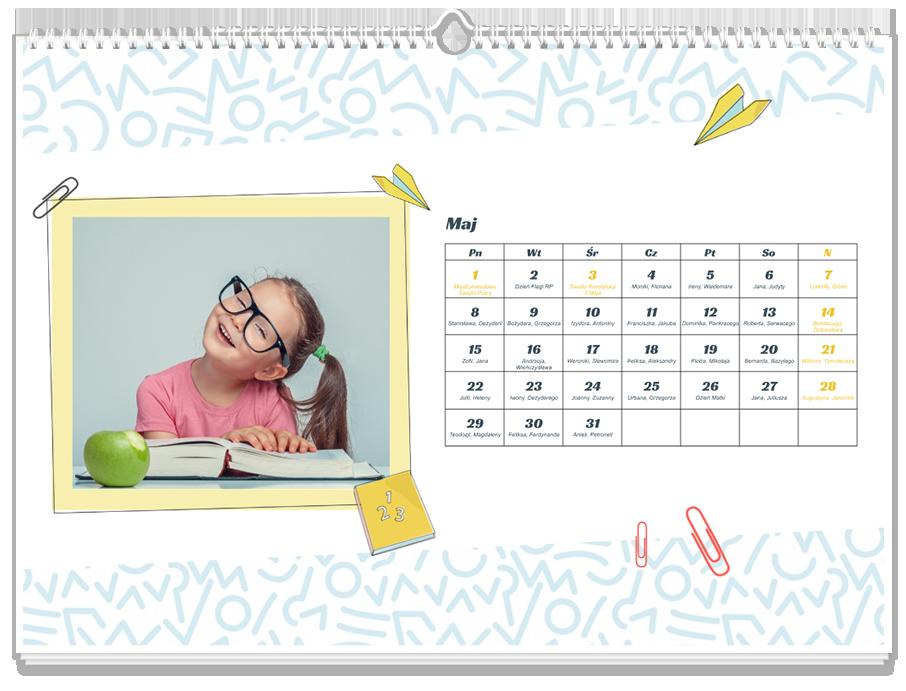 Fotokalendarz Nasze maluchy