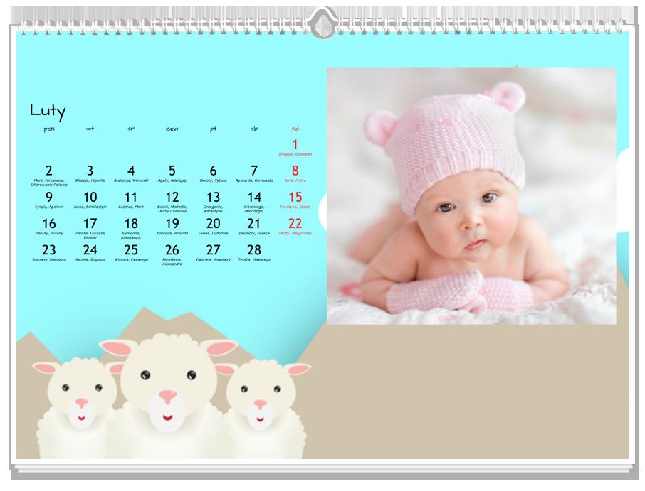 Fotokalendarz Okrąglusie