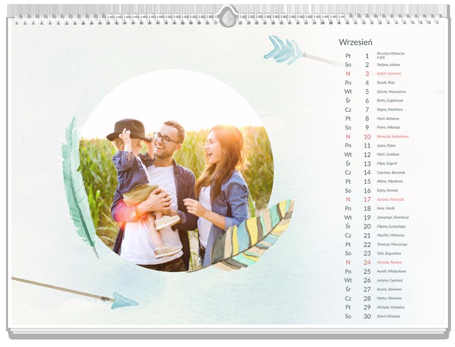 Fotokalendarz Razem najlepiej