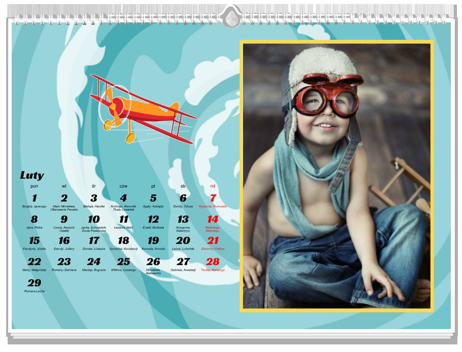 Fotokalendarz Wyścigowe szaleństwa