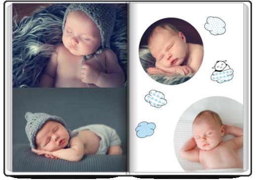 Metryczka niemowlaka