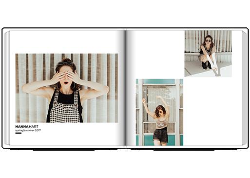 Portfolio modelki