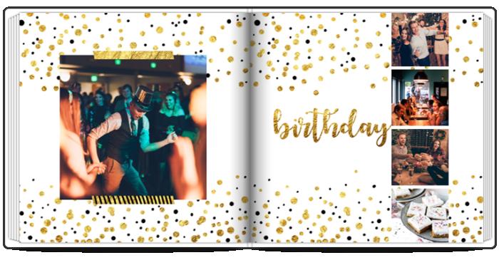 Urodziny na złoto