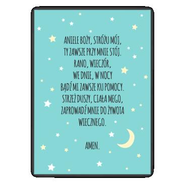 Aniele Boży - miętowy