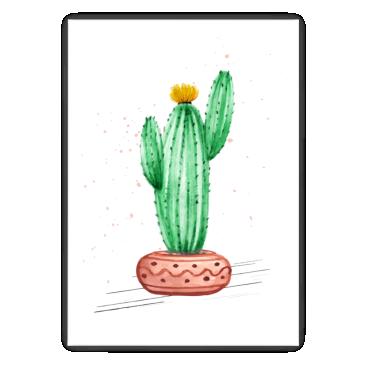 Kaktus preriowy