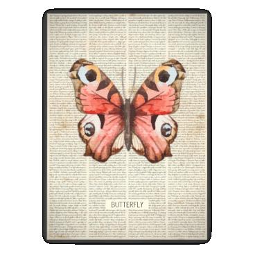 Motyl książkowy