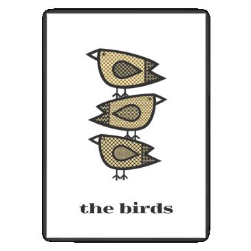 Ptaki trzy
