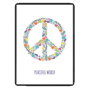 Świat pokoju
