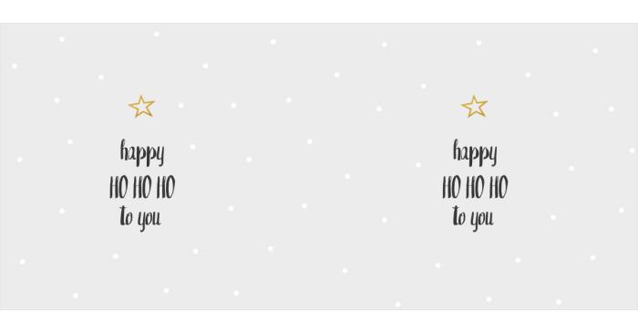 Szczęśliwego ho, ho, ho