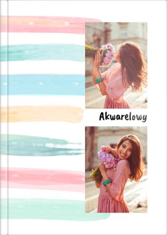 Fotoksiążka Akwarelowy