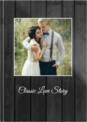 Fotoksiążka Classic Love Story