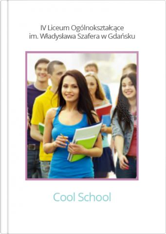 Fotoksiążka Cool School