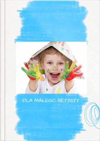 Fotoksiążka Dla małego artysty