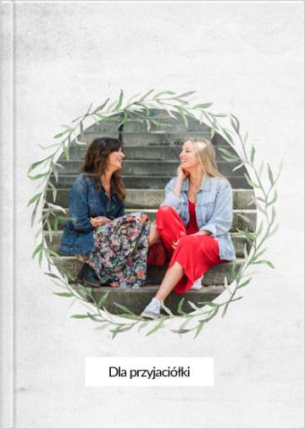 Fotoksiążka Dla przyjaciółki
