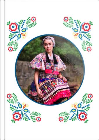 Fotoksiążka Folkowe wzory