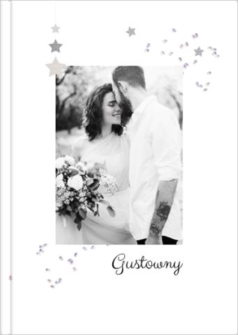 Fotoksiążka Gustowny