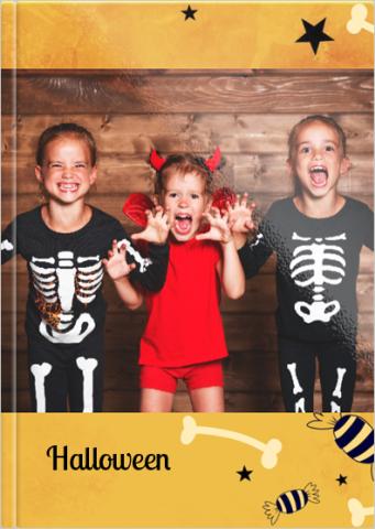Fotoksiążka Halloween