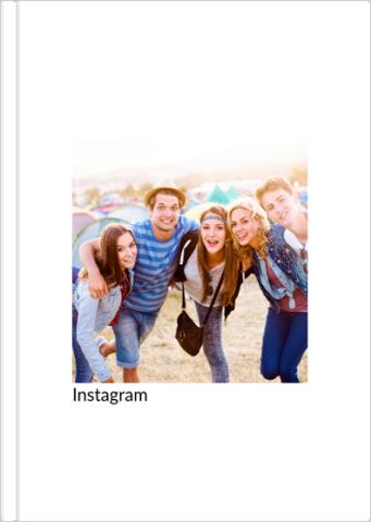 Fotoksiążka Instagram