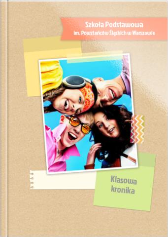 Fotoksiążka Klasowa kronika