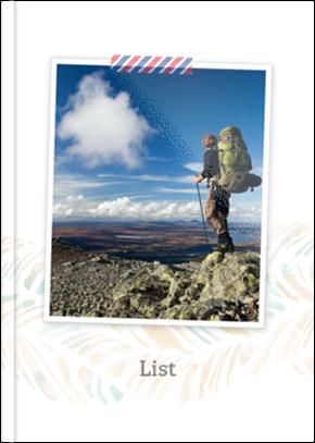 Fotoksiążka List