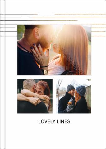 Fotoksiążka Lovely Lines