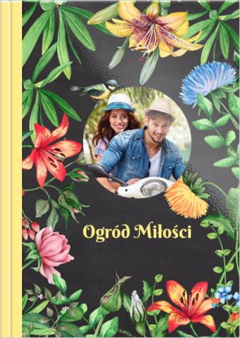 Fotoksiążka Ogród miłości