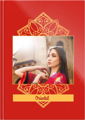 Fotoksiążka Oriental