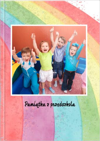 Fotoksiążka Pamiątka z przedszkola