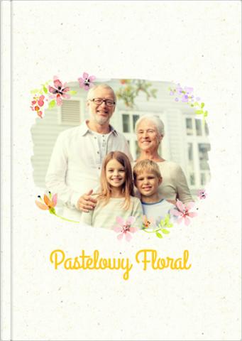 Fotoksiążka Pastelowy floral