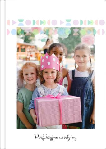 Fotoksiążka Perfekcyjne urodziny