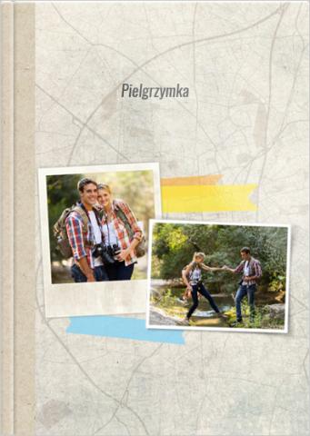 Fotoksiążka Pielgrzymka
