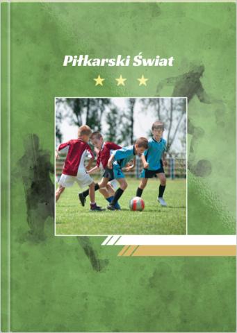 Fotoksiążka Piłkarski Świat