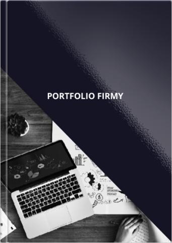 Fotoksiążka Portfolio firmy