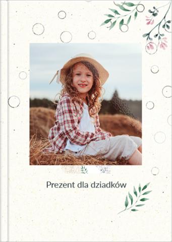 Fotoksiążka Prezent dla dziadków