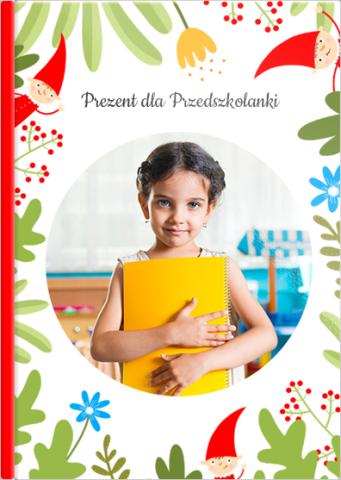 Fotoksiążka Prezent dla przedszkolanki