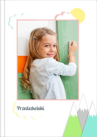 Fotoksiążka Przedszkolaki